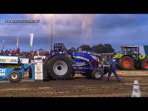 TractorpullingTV - 4500kg Supersport - Loerbeek 2019
