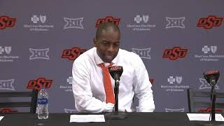 OSU Basketball: Boynton talks loss to Longhorns