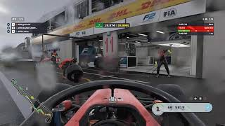 F1 2019 AFR F2 Season 1: Round 8 - French Grand Prix Highlights