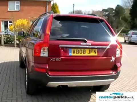 Volvo XC80 @ www.motorparks.co.uk - YouTube