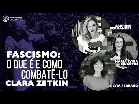 Surgimento Do Fascismo Italiano E O Brasil | Sabrina Fernandes, Maria Lygia Quartim E Silvia Ferraro