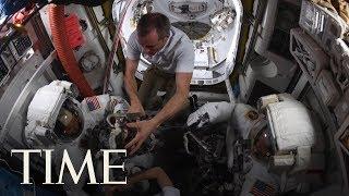 NASA Nixes The Upcoming All-Women Spacewalk | TIME