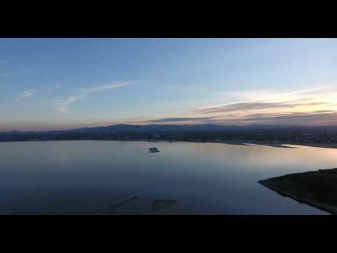 Poolbeg Power Station - Dublin - 4k Drone Footage