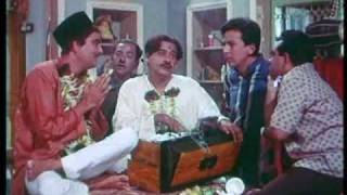 Padosan - 5/13 - Bollywood Movie - Sunil Dutt, Kishore Kumar & Saira Bano