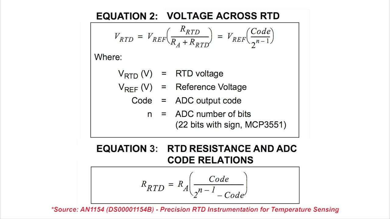 Design considerations and tools for rtd instrumentation using a design considerations and tools for rtd instrumentation using a high resolution delta sigma adc baditri Image collections