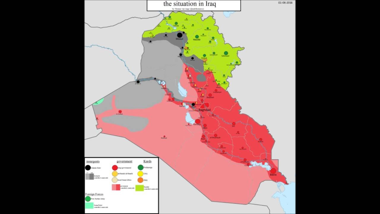 Map timeline of iraqi insurgency april 2015 july 2016 youtube map timeline of iraqi insurgency april 2015 july 2016 gumiabroncs Image collections