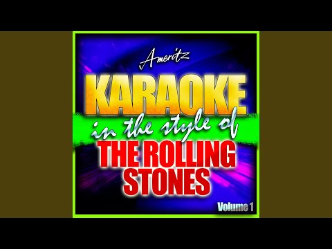 Mixed Emotions (In the Style of The Rolling Stones) (Karaoke Version)