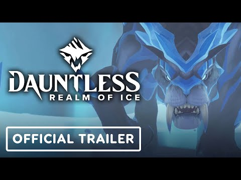 Dauntless: Realm of Ice - Official Launch Trailer