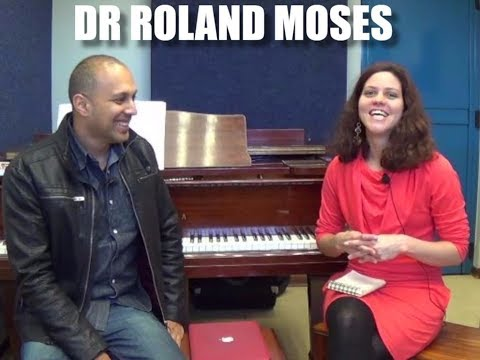 Dr Roland Moses | Jazz Pianist & TUT Lecturer | Music Culture & History | No1/3 Heart Beats Mijaelle