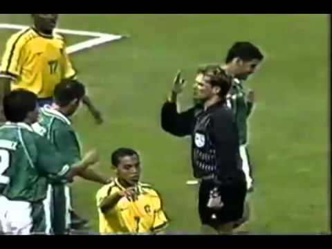 México vs Brasil Final Copa Confederaciones 1999