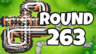 How Do You Beat Round 263? (Bloons TD 6)