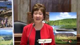 Senator Susan Collins Marks 50th Anniversary of Land and Water Conservation Fund