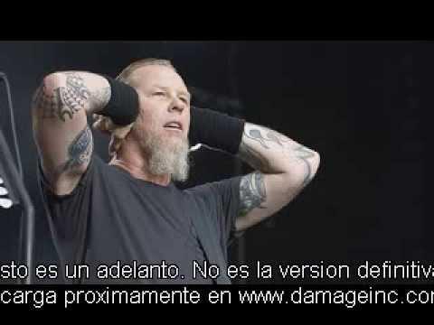 Metallica - Fade To Black with New Hetfield Voice [Studio]