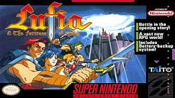 Lufia 1 Fortress of Doom Walthrough Longplay Part 1 SNES