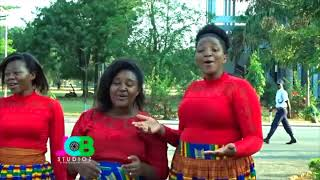 INJILI FAMILY INTERNATIONAL CHOIR (New 2018) - NATAKA KUMWONA YESU