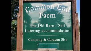 Common end farm, Ashbourne, Derbyshire, Peak District National Park, camping, caravanning.