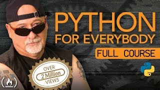 Python for Everybody - Full University Python Course