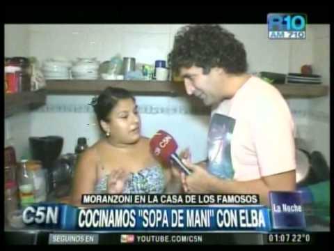 C5N - LA NOCHE: CONSEJOS DE COCINA CON ELBA