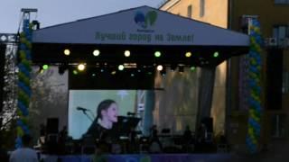 День города. Ангарску 65 лет. Танцевальный батл