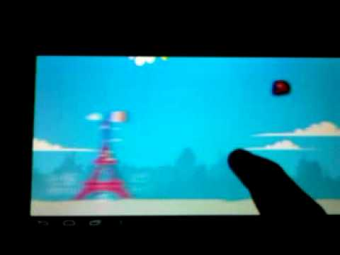 Cocos2D Android Game