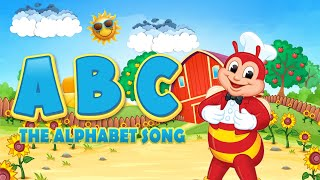 Jollibee: Learning ABC Song for Children  | The Alphabet Songs
