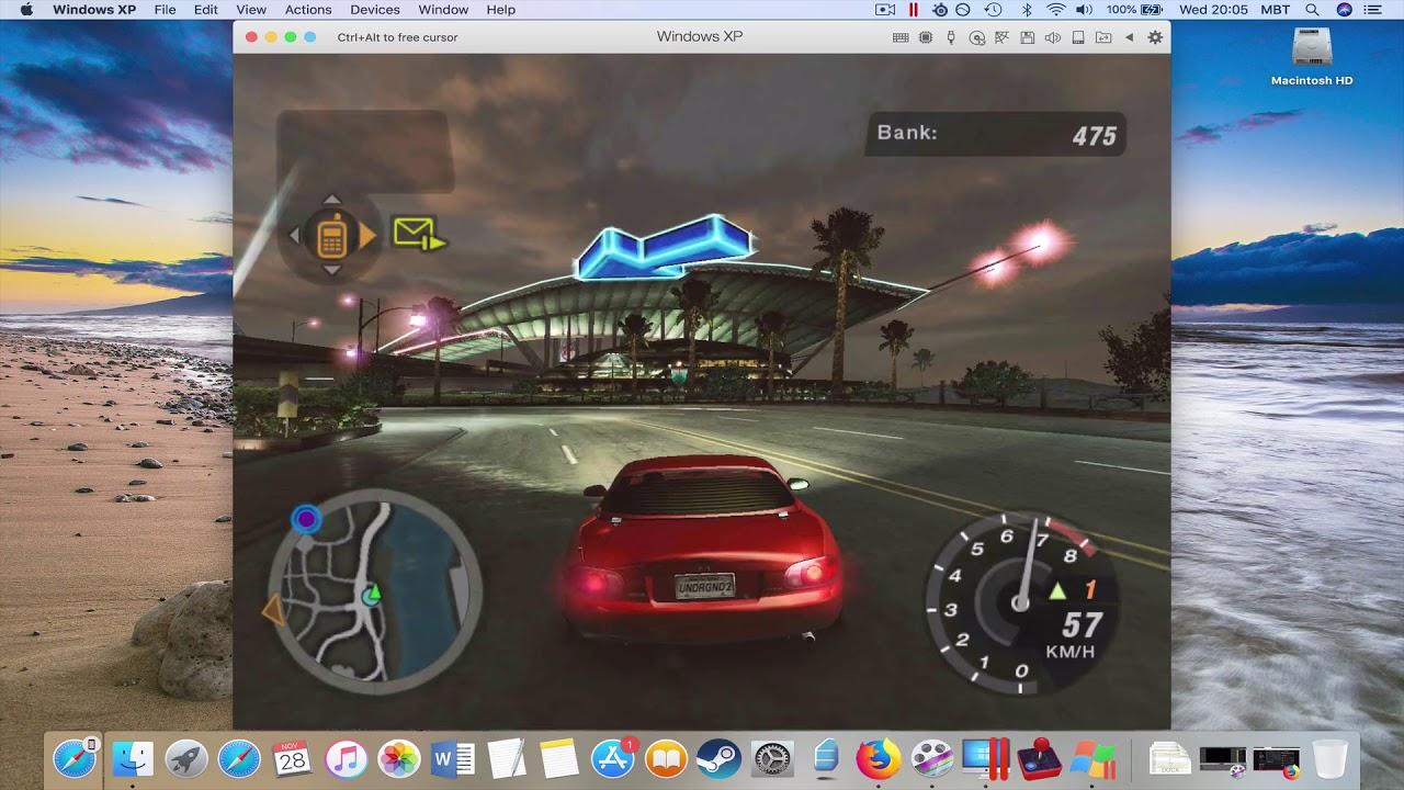 Need For Speed 2 Underground Mac