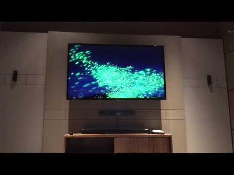 Bose lifestyle 650 home entertainment system / demo /