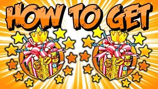 HOW TO GET A LEVEL 5 ITEM BOX - Happy Wars Tips