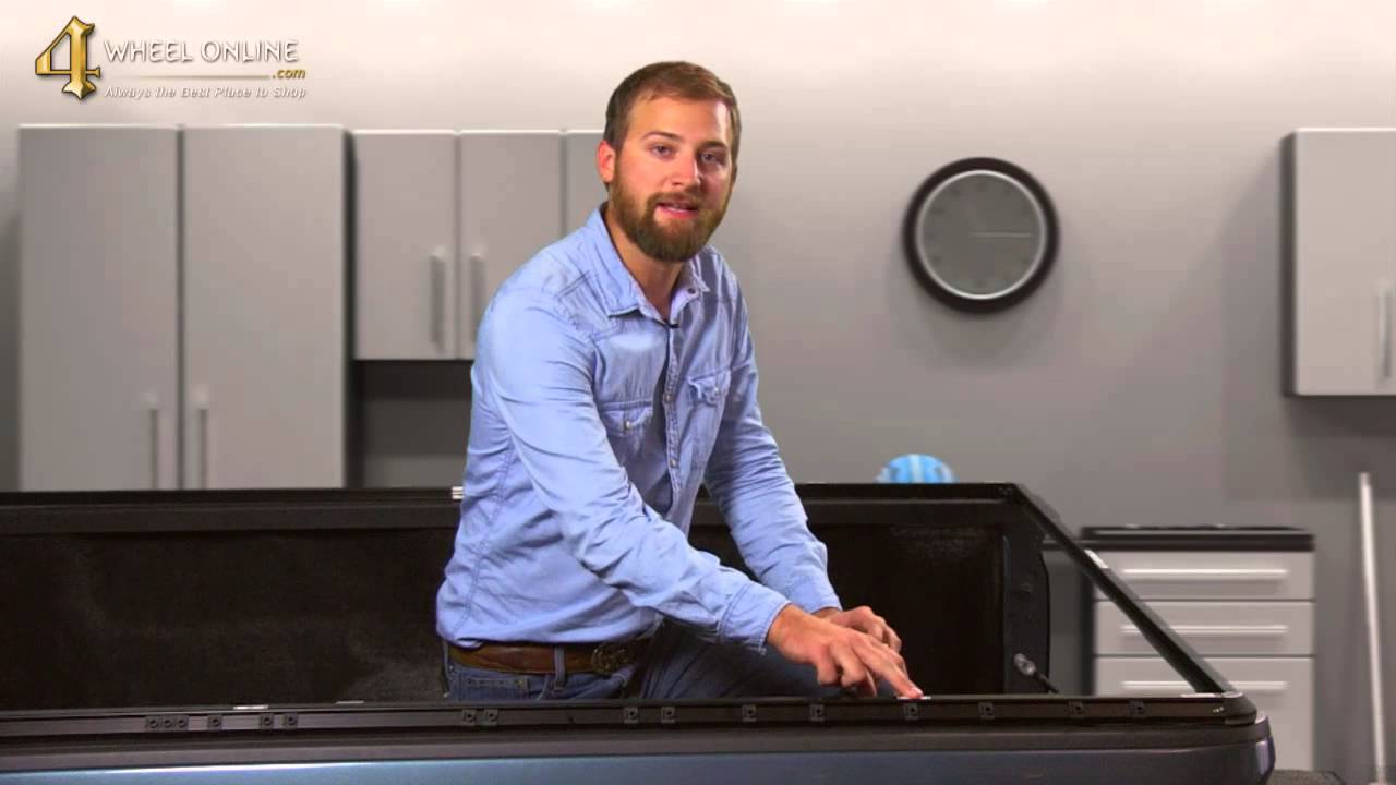 Snap Tonneau Cover Install Review Youtube