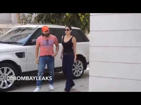 KAREENA KAPOOR HIDES HER TATTOO || WHILE POSING WITH SAIF | #Kareena Mp3
