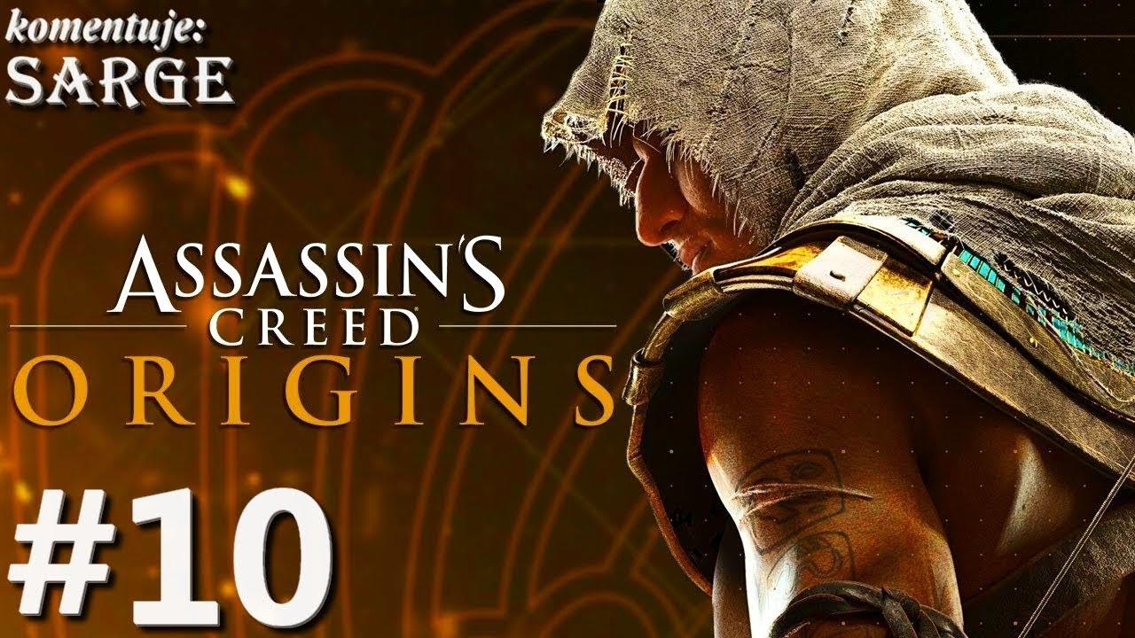 Zagrajmy w Assassin's Creed Origins [PS4 Pro] odc. 10 – Fałszywe mumie