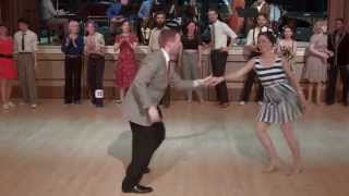 Camp Jitterbug 2015 - Lindy Hop Couples Finals