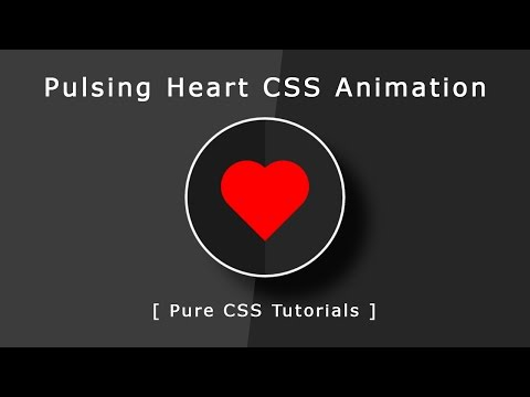 css loading animation - css tutorial - YouTube