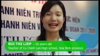 Hãy cùng xem! Diễn đàn Thanh niên Hà Nội - Tương lai mà em mong muốn!