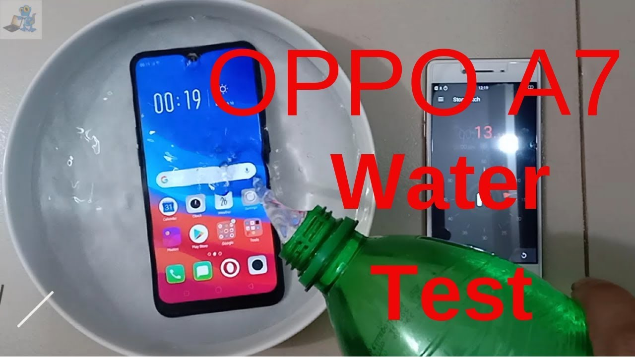 cheap for discount 3aae6 4bf93 OPPO A7 Water Test | A7 Water Test | Is it Survive Under Water?? Let's  Check.. | Android Corridor