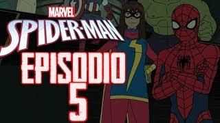 Marvel´s Spider-Man Temporada 2 - Episodio 5 - Ms Marvel