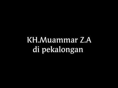 Ngaji Bareng Kh Muamnar Z A