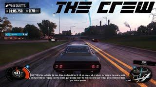 THE CREW (PC) Episodio 1 - Detroit, ciudad de macarras || Gameplay en Español
