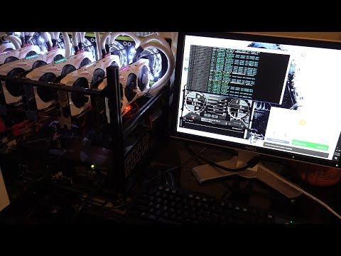How To Build A 6x 1080 TI Mining Rig 420+ MH/s