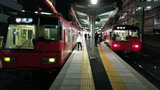 名鉄5300.5700系SR車走行シーン集(名古屋本線、常滑線、河和線、築港線、犬山線、各務原線)