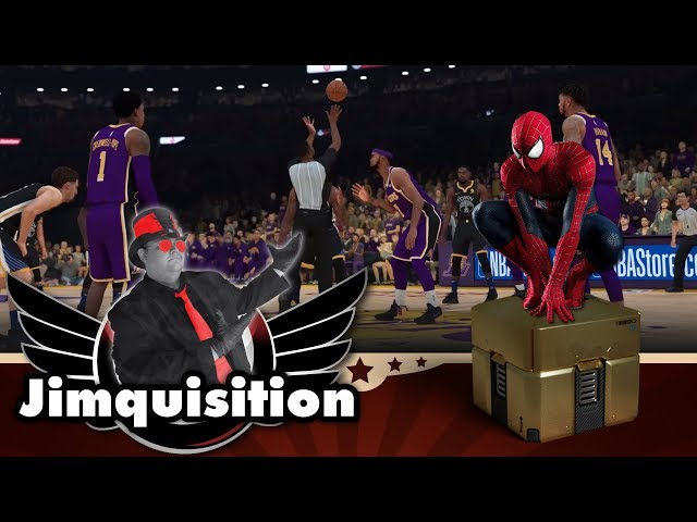 The Unfortunate Reality Of Microtransactions, Gambling, And Desperate Publishers (The Jimquisition)