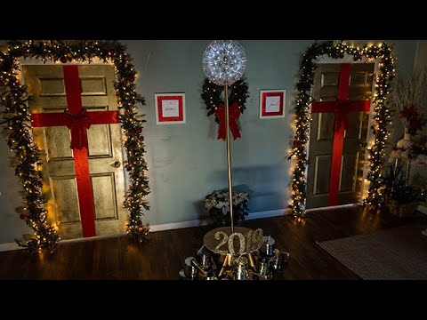 Diy New Year S Eve Ball Home Family Youtube