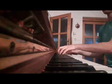 Верю, не верю - Алла Пугачёва - piano cover