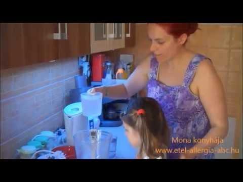 Mona konyhája - Növényi joghurt készítése lépésről lépésre