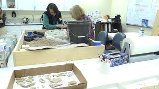 OSU Vertebrate Paleontology Lab