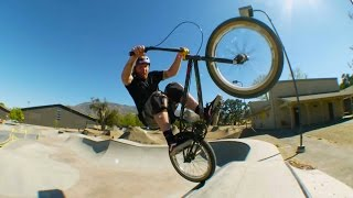 Skydiving and BMX Sessions at Camp Woodward - Red Bull Makin
