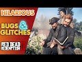 10 Hilarious Bugs and Glitches In Red Dead Redemption 2 You Should Watch Right Now!