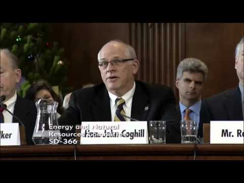 Sen. Coghill Testifies on ANILCA Before Senate Energy Committee