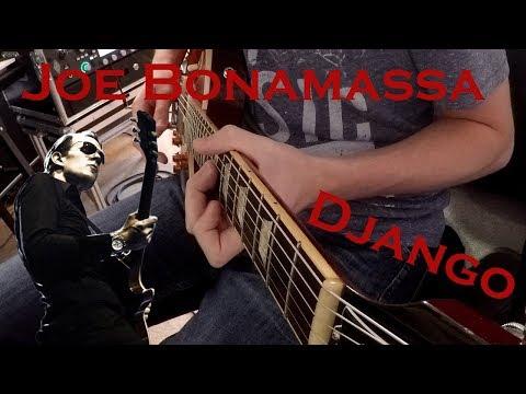 Joe Bonamassa - Django Guitar Cover