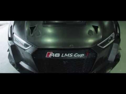 Audi R8 LMS GT3 OD RACING SHAKEDOWN SEPANG